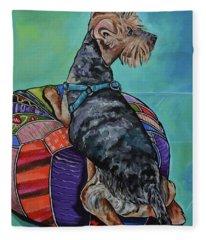 Miles Fleece Blanket
