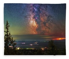 Milli Fire Fleece Blanket