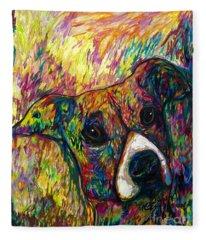 Milo Fleece Blanket