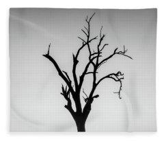 Missing Fleece Blanket