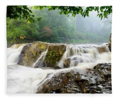 Misty Creek Fleece Blanket