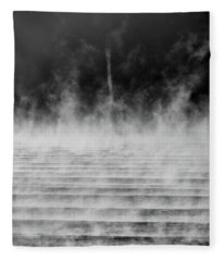 Misty Twister Fleece Blanket