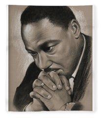 MLK Fleece Blanket