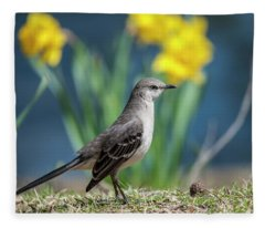 Mockingbird 4512 Fleece Blanket