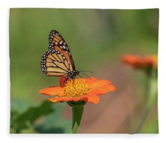 Monarch 2018-14 Fleece Blanket