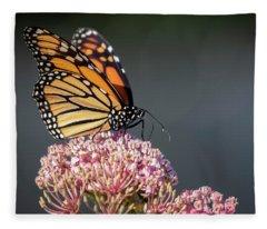 Monarch 2018-6 Fleece Blanket