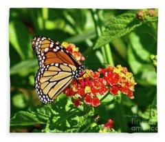 Monarch II Fleece Blanket