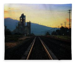 Monolith Cement Plant Fleece Blanket