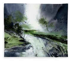 Monsoon 2018 -3 Fleece Blanket