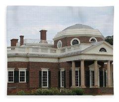 Monticello Fleece Blanket