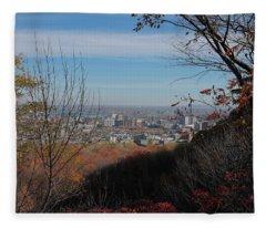 Montreal Fleece Blanket