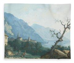Montreux Von Nordwesten Fleece Blanket