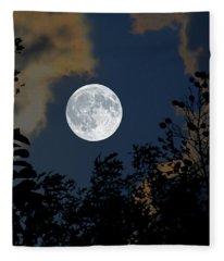Moon Glo Fleece Blanket