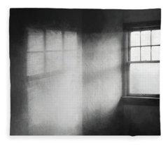 Window Pane Fleece Blankets