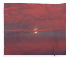 Moonrise Fleece Blanket