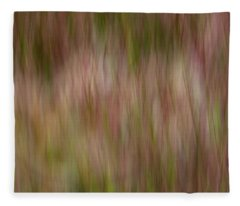 More Lake Grasses Fleece Blanket