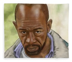 Morgan Fleece Blanket