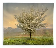Morning Celebration Fleece Blanket