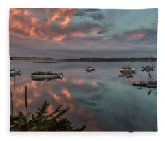 Morrow Bay Fleece Blanket