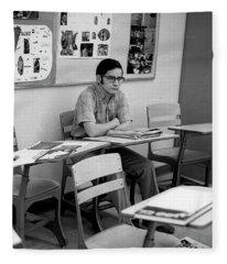 Most Scholarly Student, 1972 Fleece Blanket