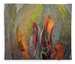 Mother Nature's Water Color Fleece Blanket
