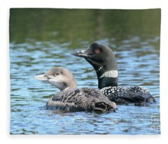 Motherly Love Fleece Blanket