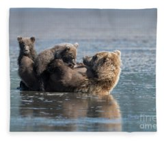 Mother's Love Fleece Blanket