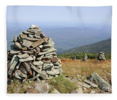 Mount Moosilauke - White Mountains New Hampshire Fleece Blanket