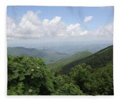 Mountain Vista Fleece Blanket