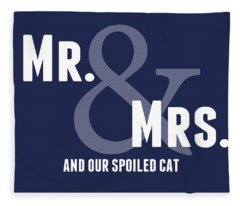Wedding Gift Fleece Blankets
