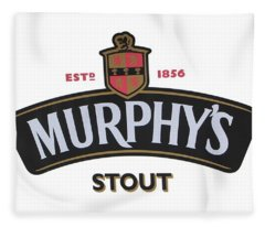 Murphys Irish Stout Fleece Blanket