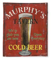 Murphy's Tavern Fleece Blanket