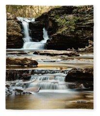 Murray Reynolds Falls Fleece Blanket