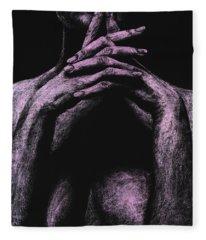 Museful Fleece Blanket