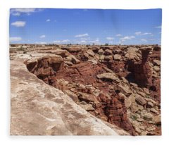 Musselman Arch Fleece Blanket