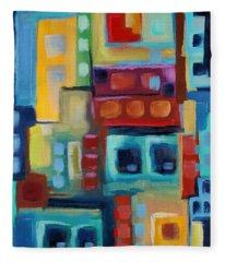 My Jazz N Blues 3 Fleece Blanket