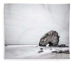 My Mind Is An Endless Sea Fleece Blanket