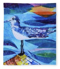 My Tern Fleece Blanket