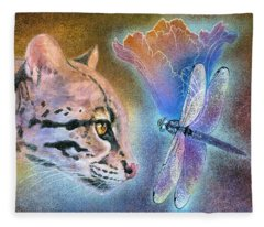 Mystic Fleece Blanket