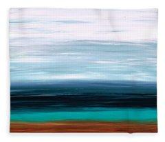 Mystic Shore Fleece Blanket