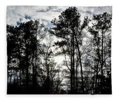 Mystic Wilderness Fleece Blanket