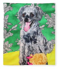 Nacho Fleece Blanket