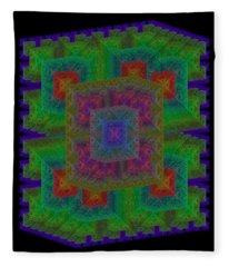 Nadiations Fleece Blanket