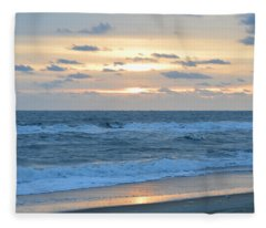 Nags Head 11/23 Fleece Blanket