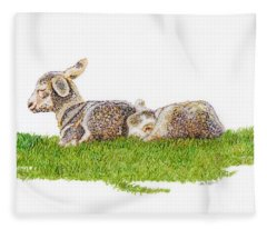 Nap Time Fleece Blanket