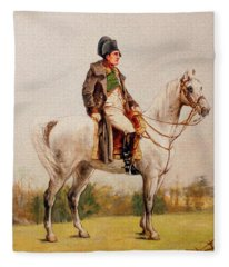 Napoleon Bonaparte Series 0552 Fleece Blanket