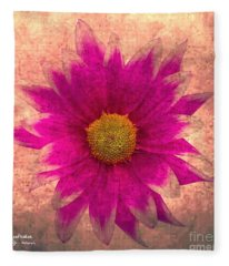 Nature Beauty Fleece Blanket