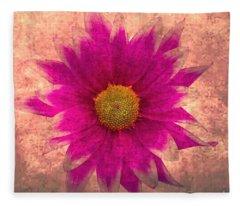 Nature Beauty Fleece Blanket