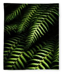 Nature In Minimalism Fleece Blanket
