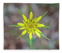 Nature's Compass Fleece Blanket